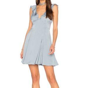 NWT Flirty blue dress